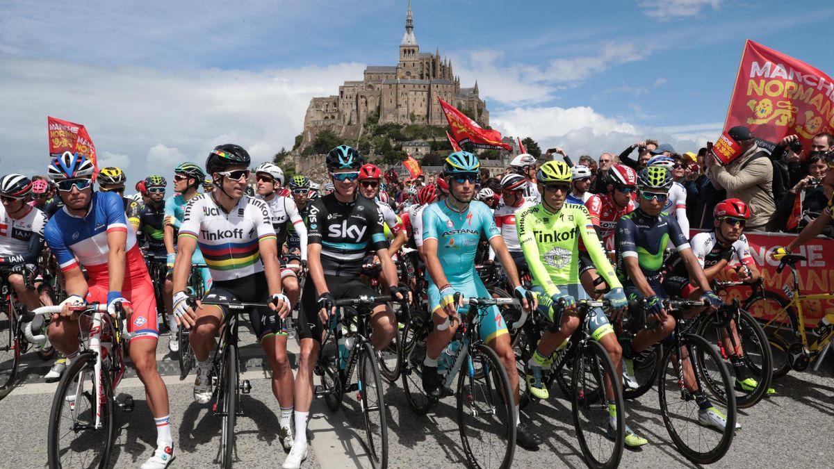 Tour De France Mannschaften