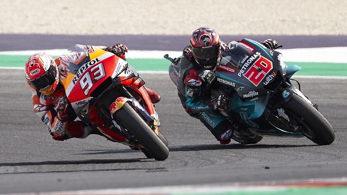 La dernière pole de la saison pour Quartararo — GP Valence-MotoGP