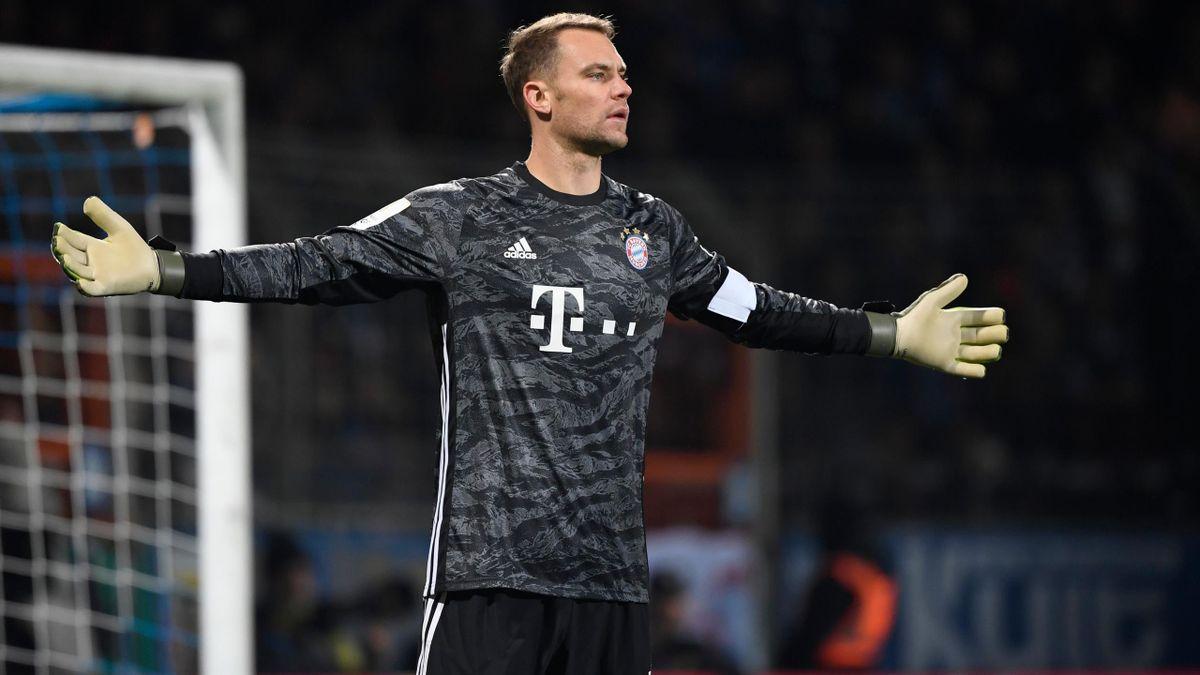 Neuer Trainer Bayern