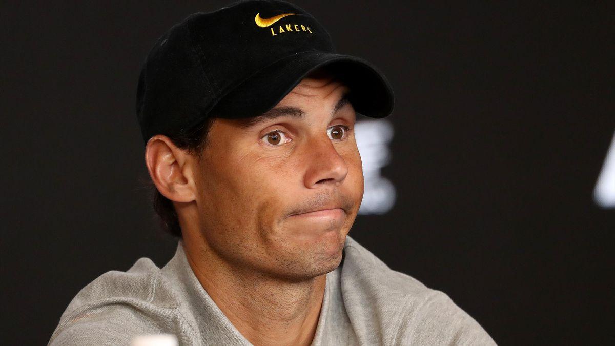 Tennis, Nadal: