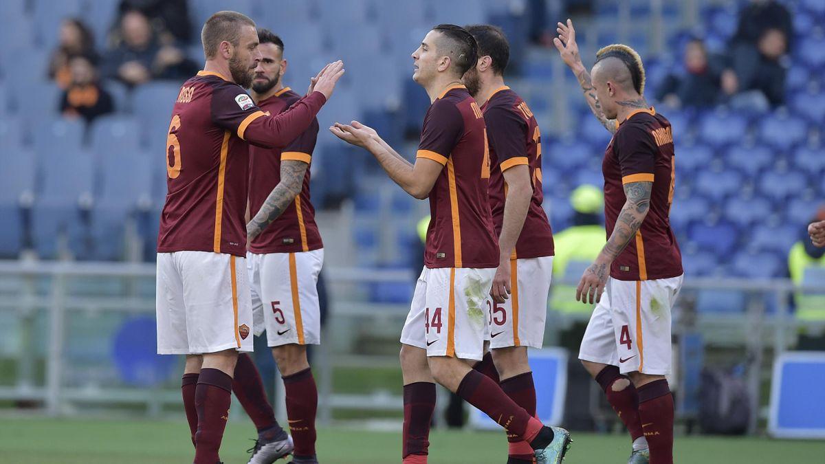 Le pagelle di Roma-Hellas Verona 1-1 - Serie A 2015-2016 ...