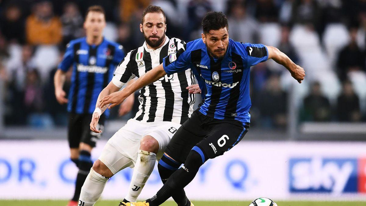 Juventus Atalanta In Diretta Tv E Live Streaming Serie A 2017 2018 Calcio Eurosport