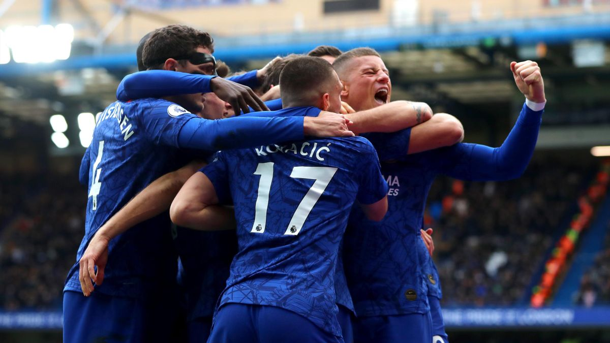 Les joueurs de Chelsea conservent l'intégralité de leurs salaires — Premier League