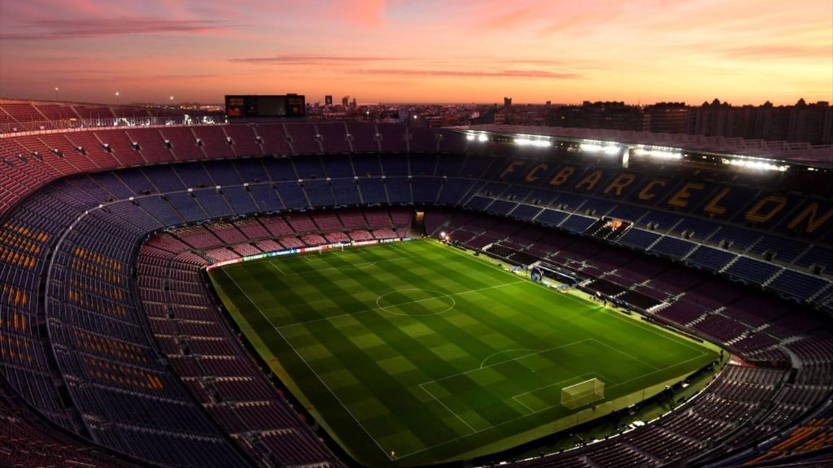 Le Camp Nou aura un naming pendant un an — OFFICIEL