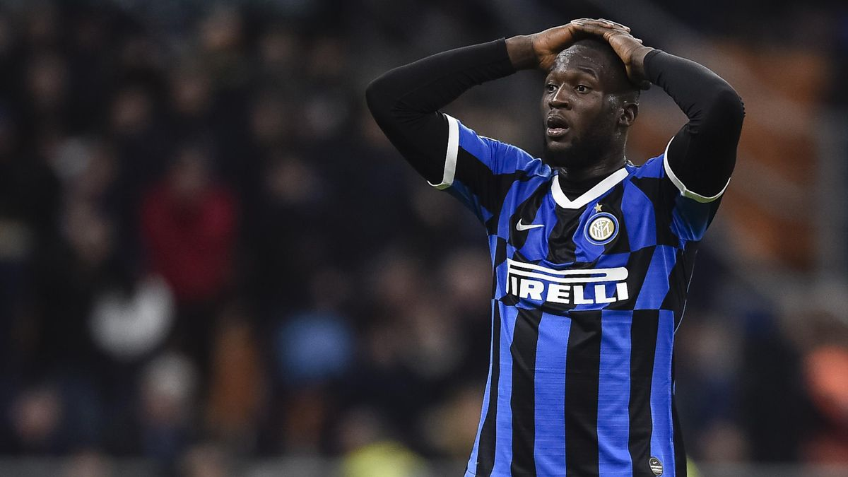 Inter, Lukaku shock: