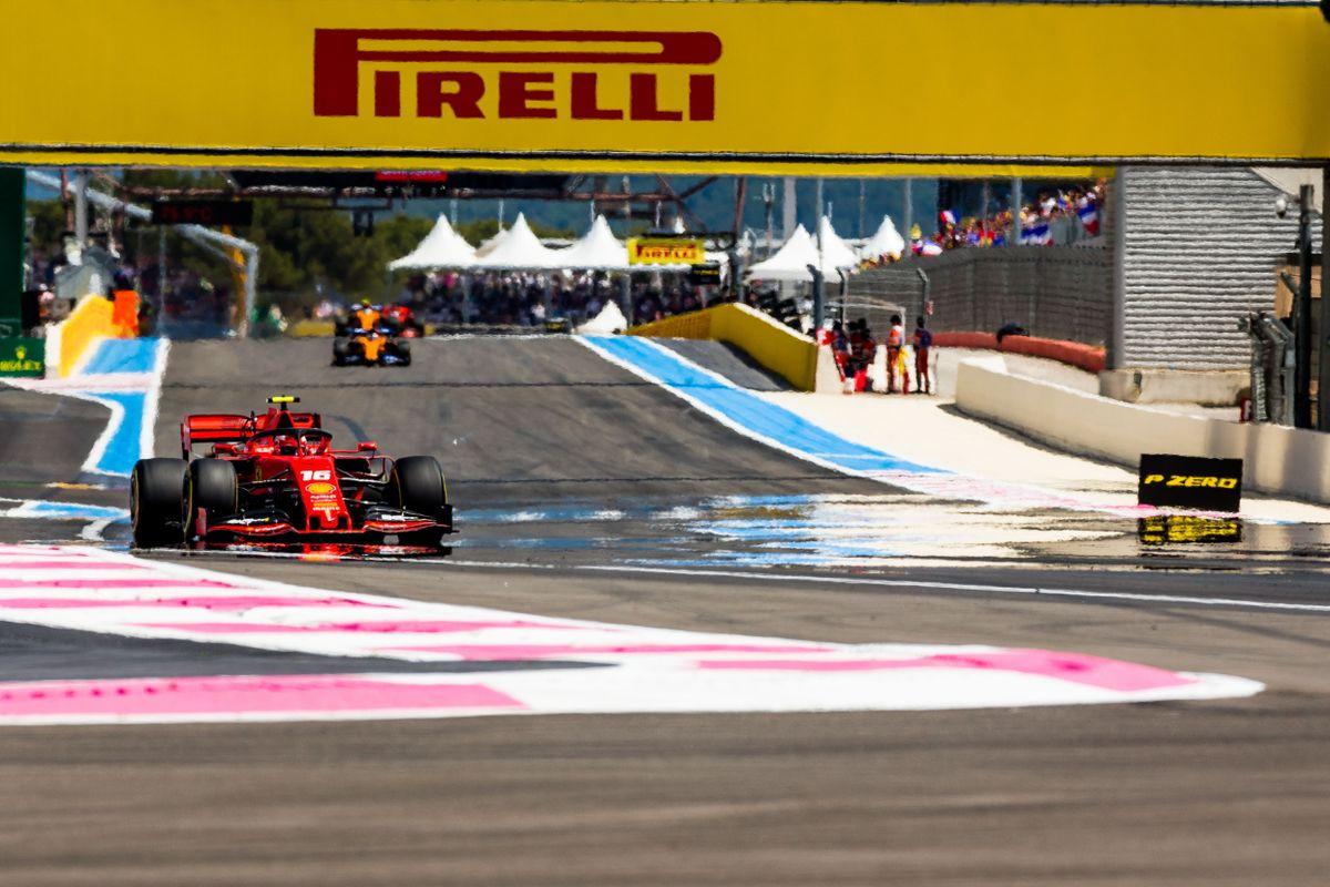 Le Grand Prix de France 2020 annulé — Coronavirus