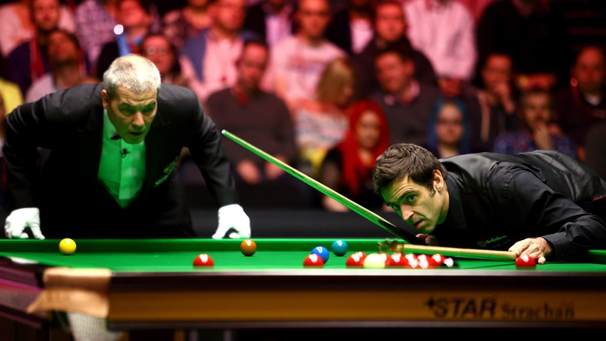 Snooker Wm Finale