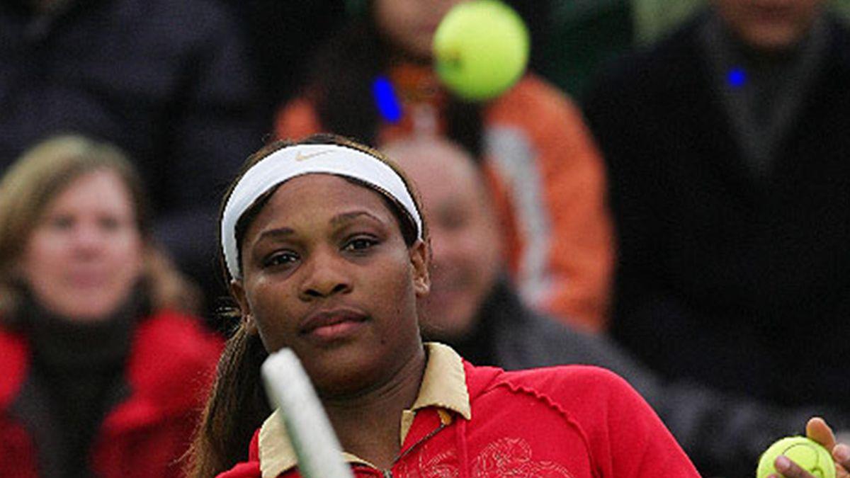 TENNIS - 2006 - Serena Williams Exhibition