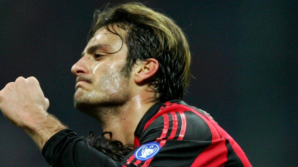 FOOTBALL 2005-2006 Serie A Milan Gilardino