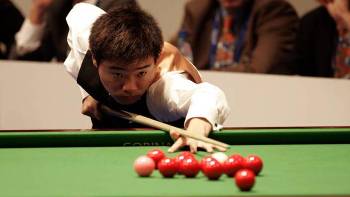 SNOOKER 2005 Ding Jun Hui
