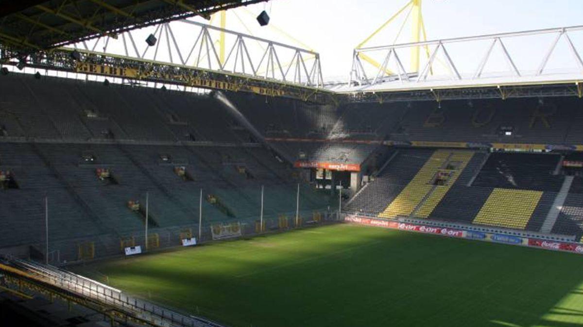 Wc Stadium Dortmund Eurosport