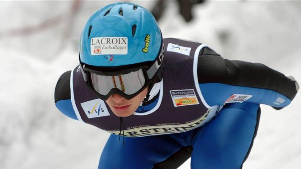 NORDIC COMBINED SKII Lamy Chappuis