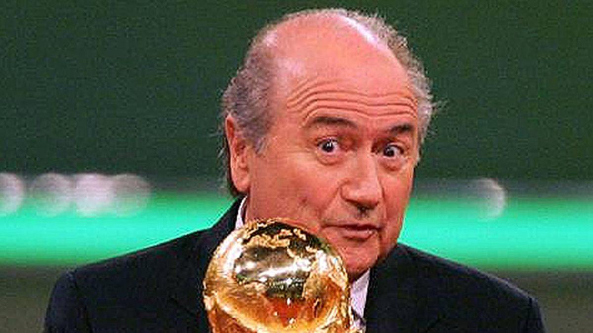 FOOTBALL 2006 World Cup Blatter