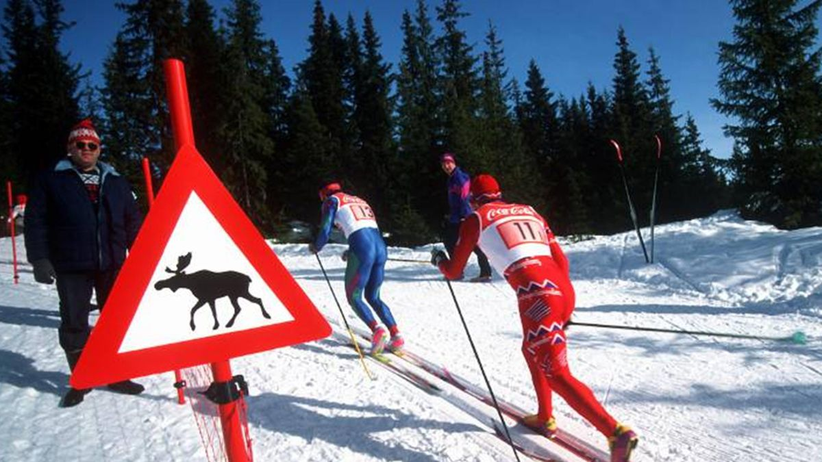 OLYMPIC GAMES 1994 Lillehammer