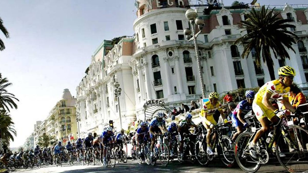 CYCLING Paris Nice