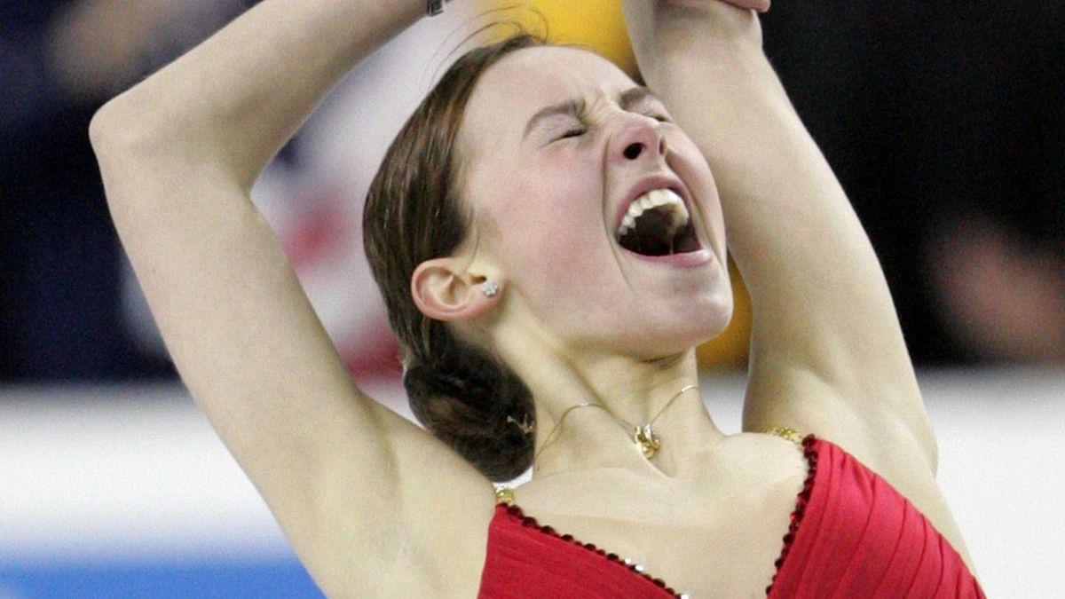 FIGURE SKATING 2006 World Championships Kimmie Meissner