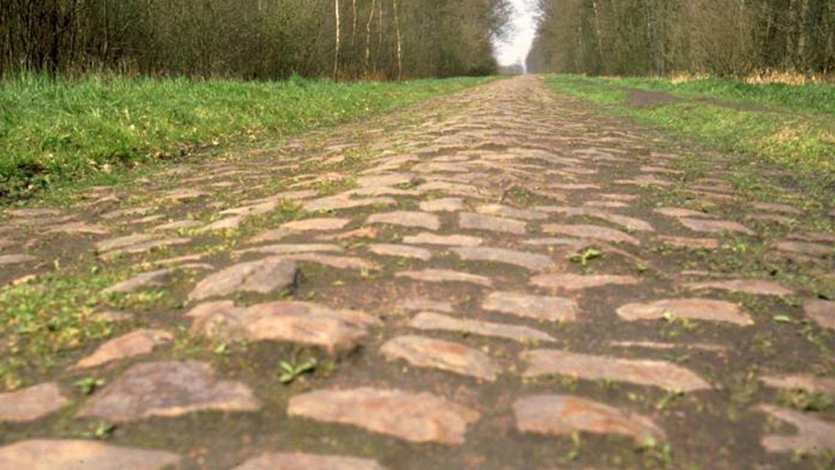 CYCLING Paris Roubaix Paves