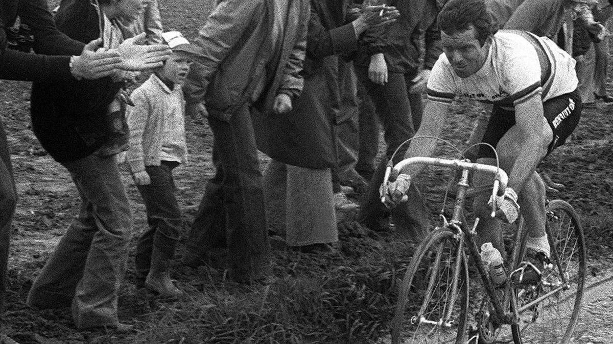 CYCLING Paris Roubaix 1981 Bernard Hinault