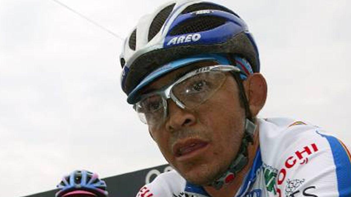 CYCLING 2006 Giro Jose Rujano