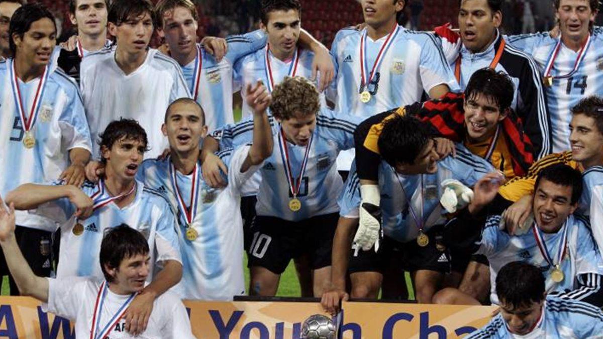 FOOTBALL Argentina youth