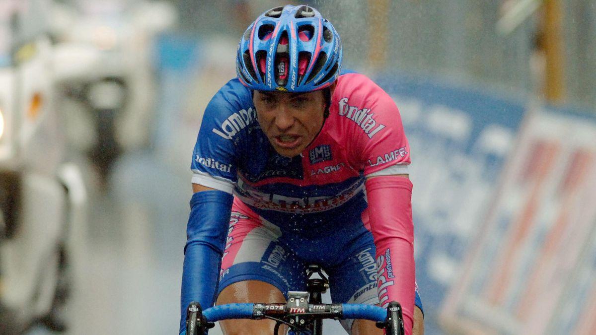 CYCLING Giro d'Italia Tappa 13 Cunego