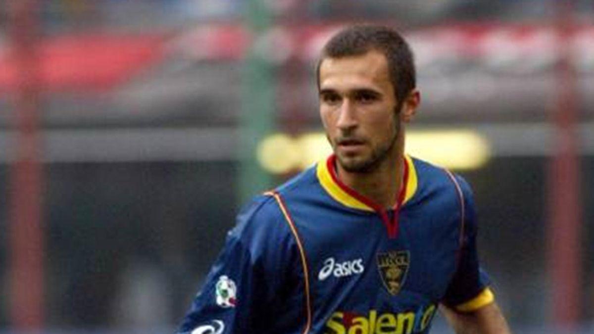 FOOTBALL - Serbia & Montenegro - Mirko Vucinic