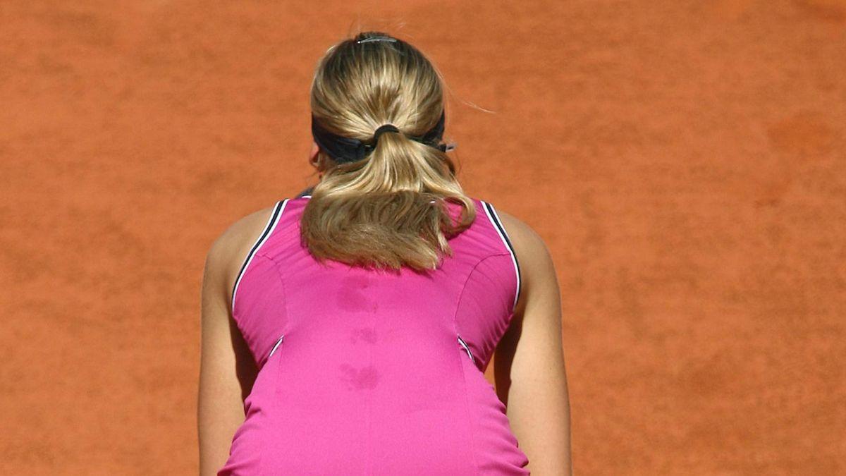 TENNIS 2006 French Open Vaidisova N. - Kuznetsova S.
