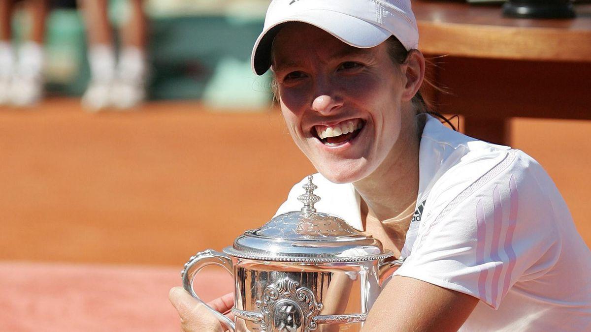 Justine Henin, French Open 2006