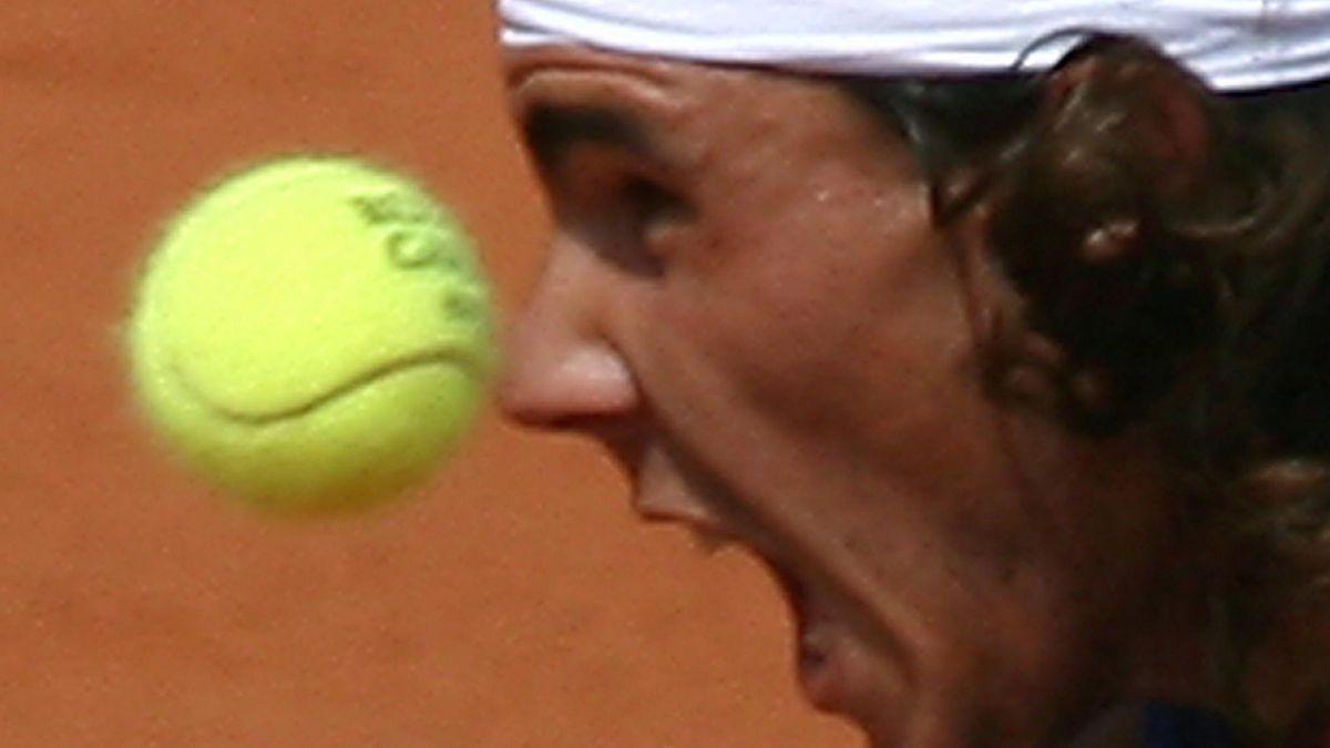 TENNIS 2006 French Open Federer R. - Nadal R.