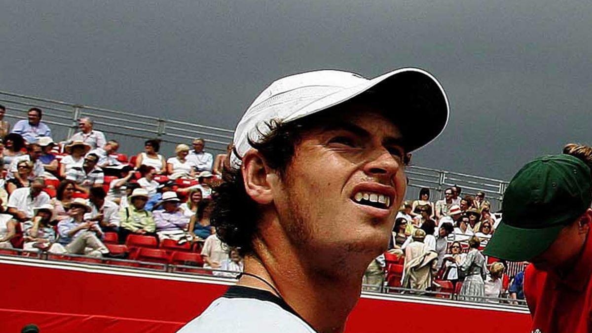 TENNIS 2006 ATP Queen's Club 1R Murray