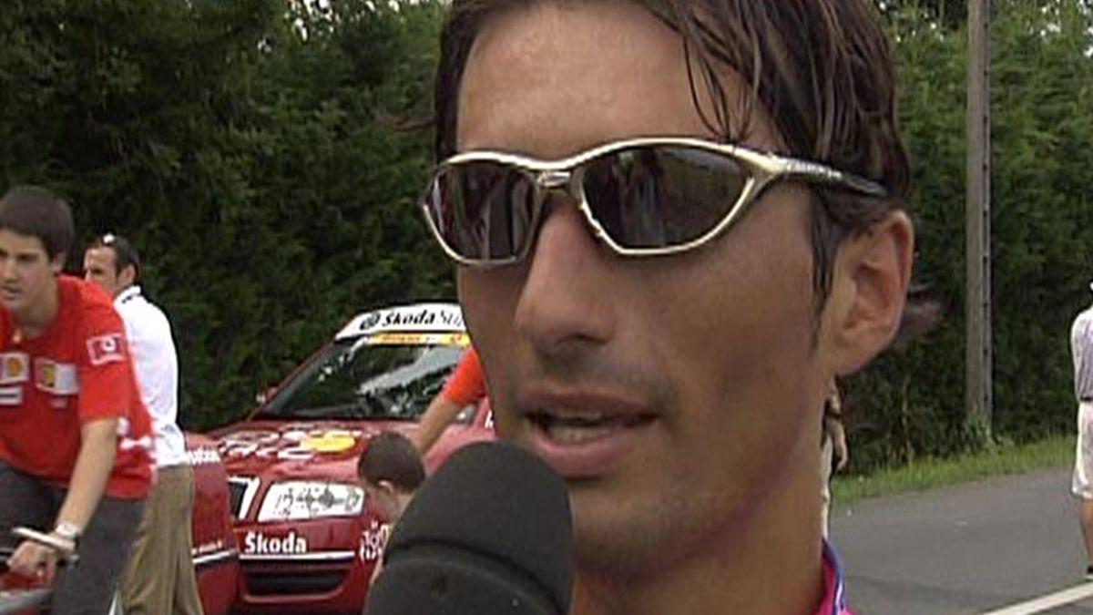 CYCLING 2006 Tour de France bennati 1107