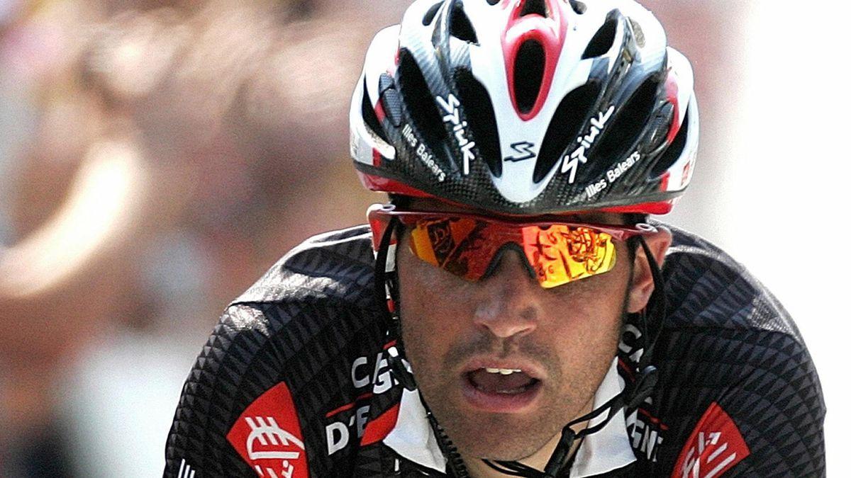 CYCLING 2006 Tour de France Beziers - Montelimar Pereiro slidey