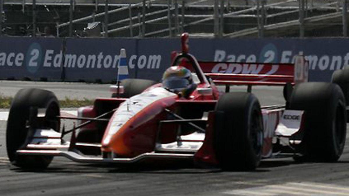 2006 Edmonton RuSPORT Wilson Newman Haas Bourdais