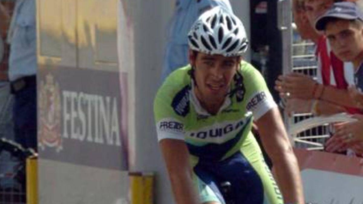 CYCLING 2006 Quinziato