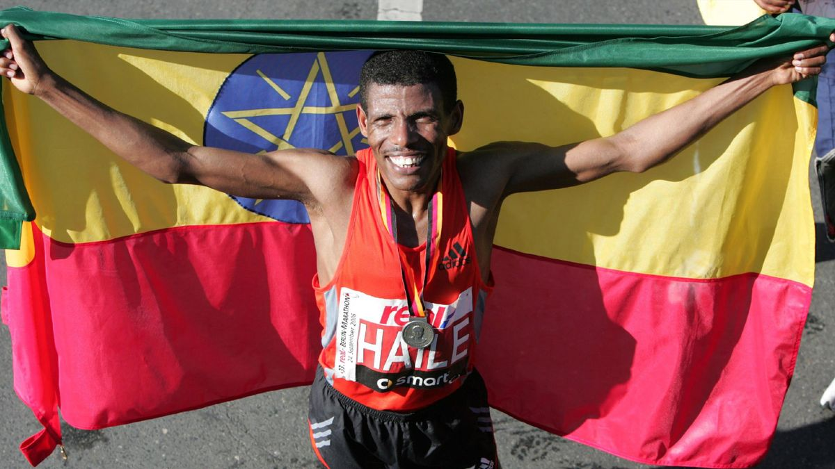 ATHLETICS 2006 Gebrselassie