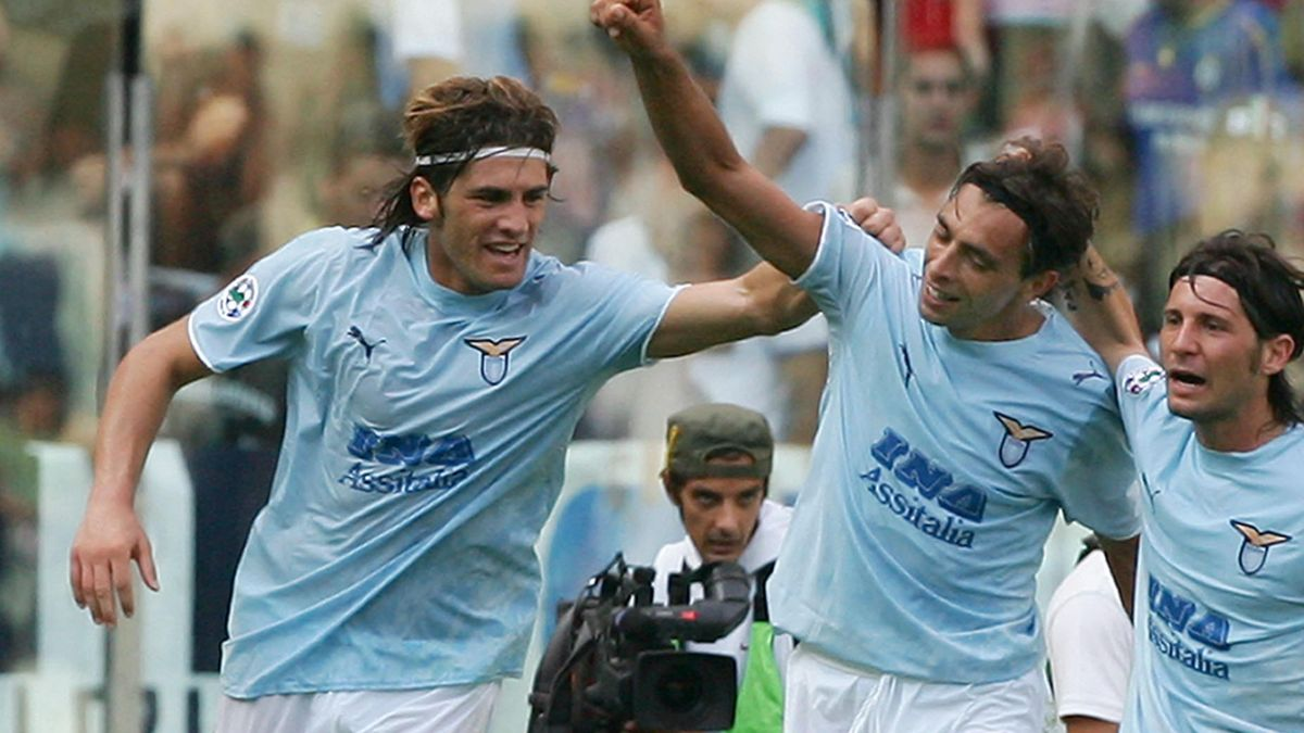 FOOTBALL 2006-2007 Serie A Lazio-Atalanta Siviglia
