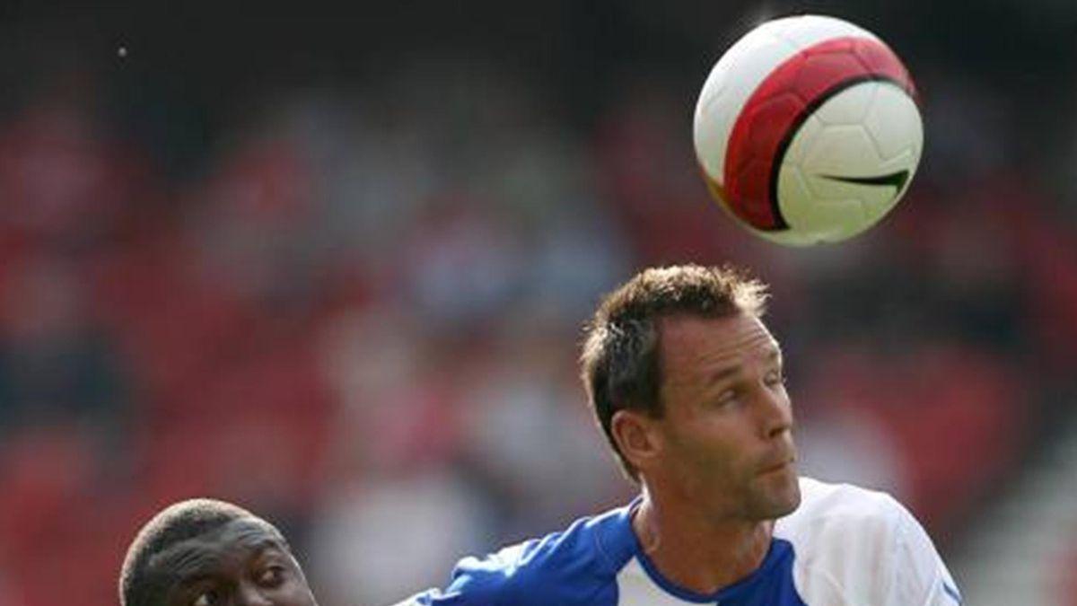 FOOTBALL Andre Ooijer Blackburn