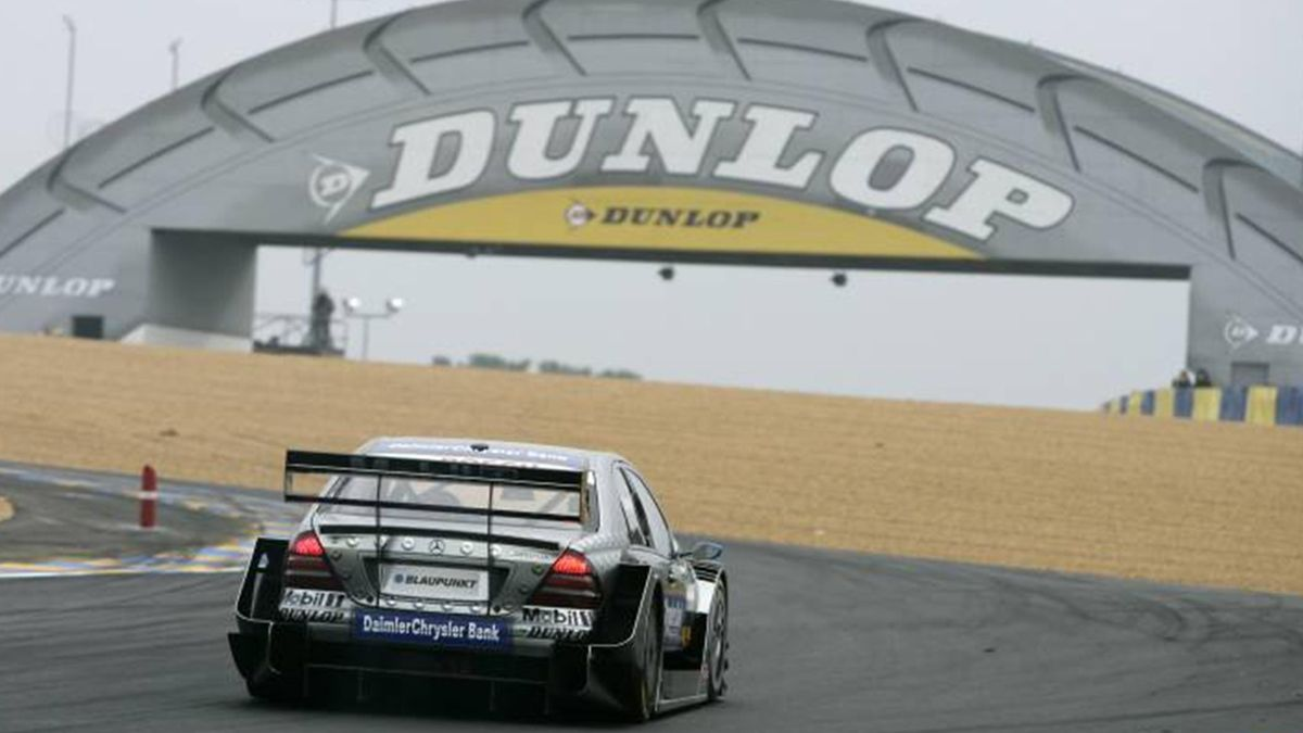 DTM 2006 Le Mans Qualifying Bruno Spengler AMG Mercedes-Benz.