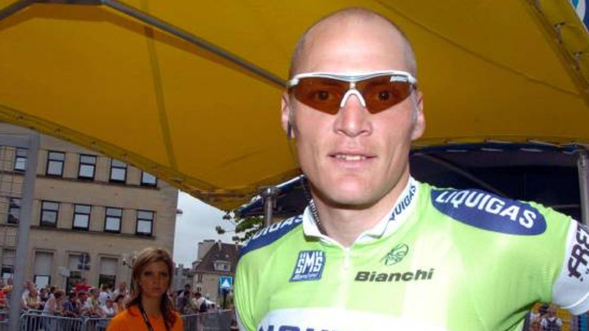 CYCLING Magnus Backstedt Liquigas