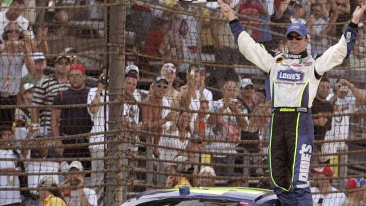 NASCAR 2006 Jimmie Johnson NASCAR