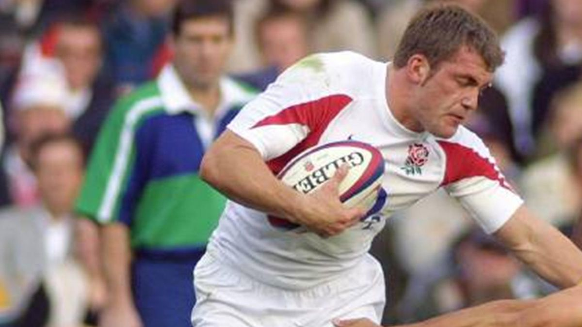 RUGBY 2006 Autumn Ints. England Mark Cueto