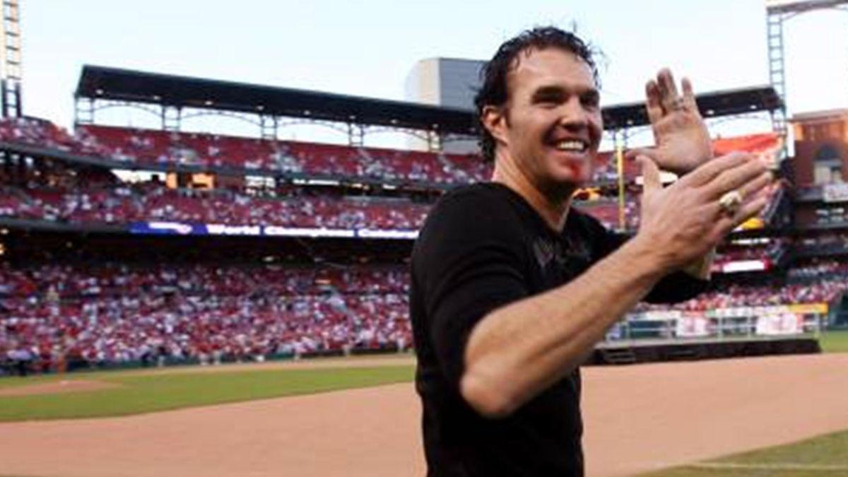 BASEBALL, Scott Spiezio, Arizona Cardinals
