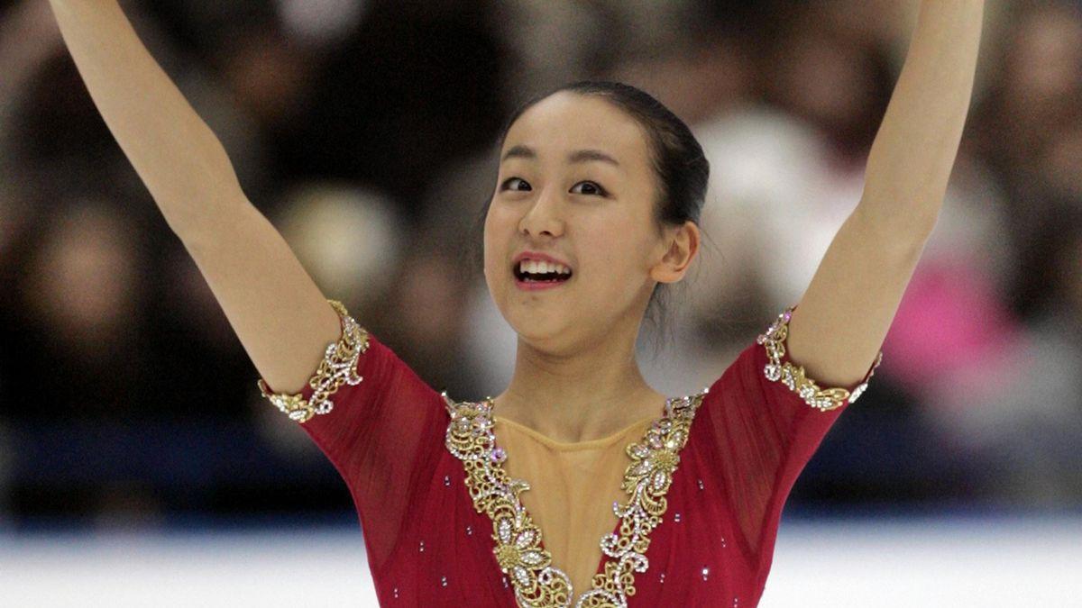 FIGURE SKATING 2006-2007 Japan Mao Asada