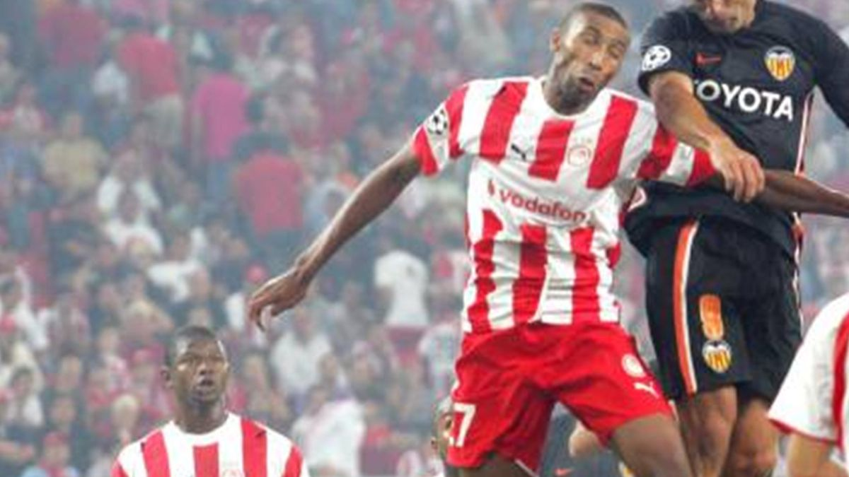 FOOTBALL 2006-2007 Greece - Hellenic League Adbeslam Ouaddou Olympiacos