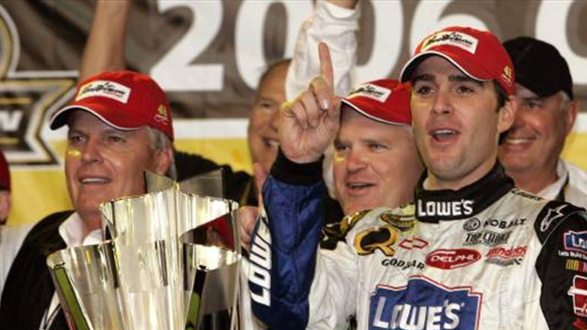NASCAR 2006 Jimmie Johnson NASCAR Nextel Cup
