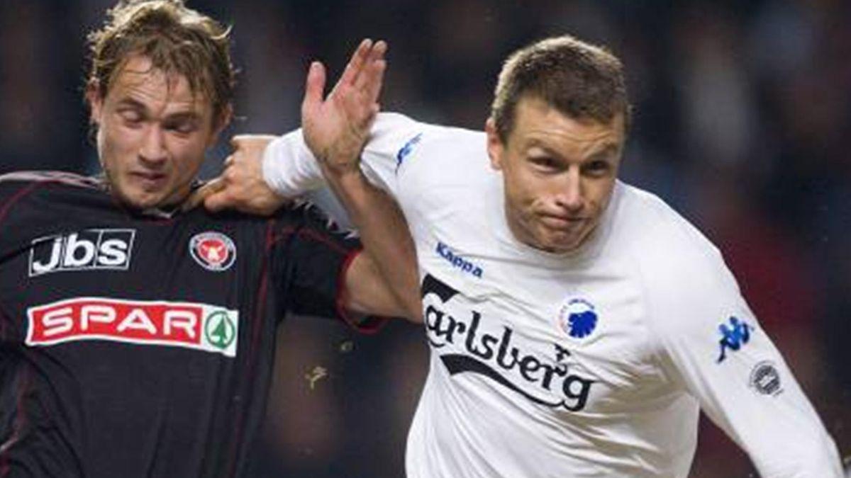 FOOTBALL GRAVGAARD COPENHAGUE OM