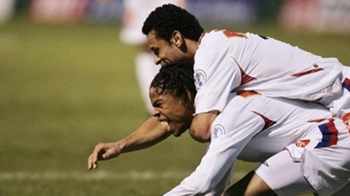 FOOTBALL 2006-2007 Coupe de France Bayonne-Lyon (Remy et Fred)