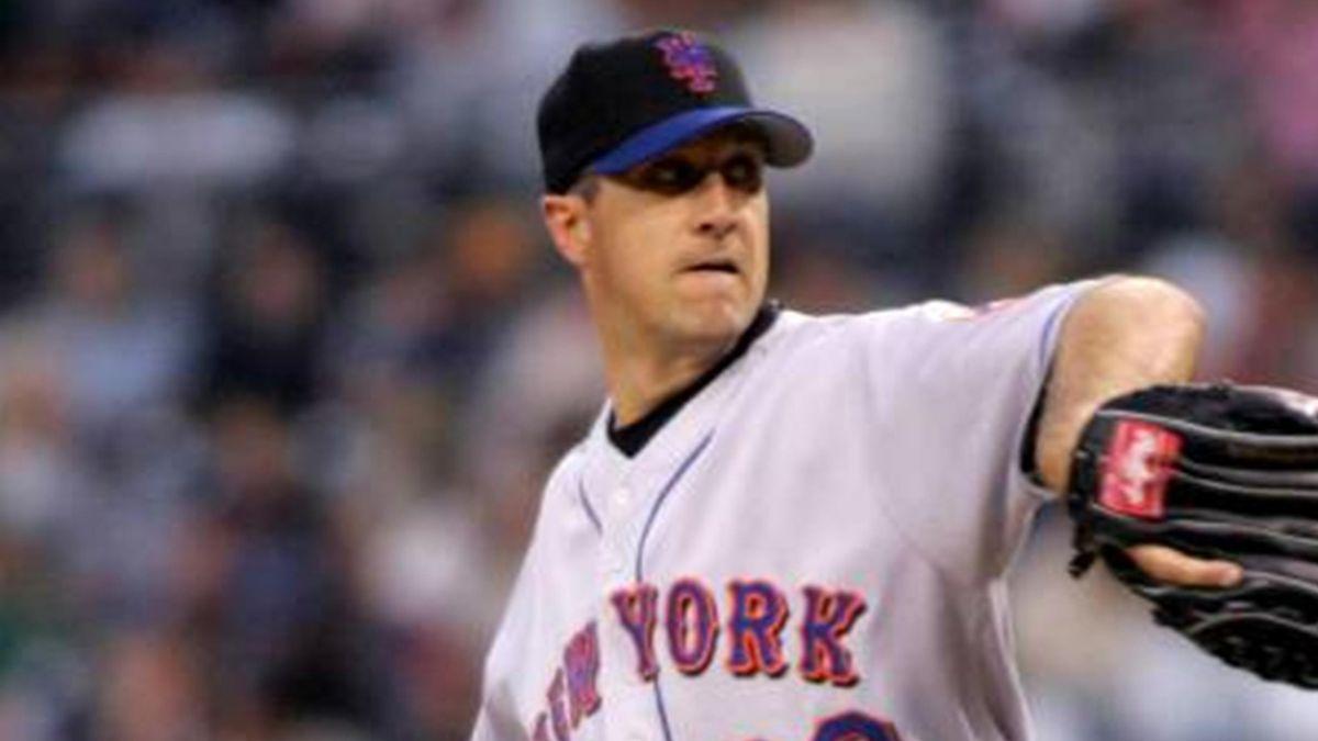 BASEBALL 2006-2007 Steve Trachsel New York now Baltimore Orioles