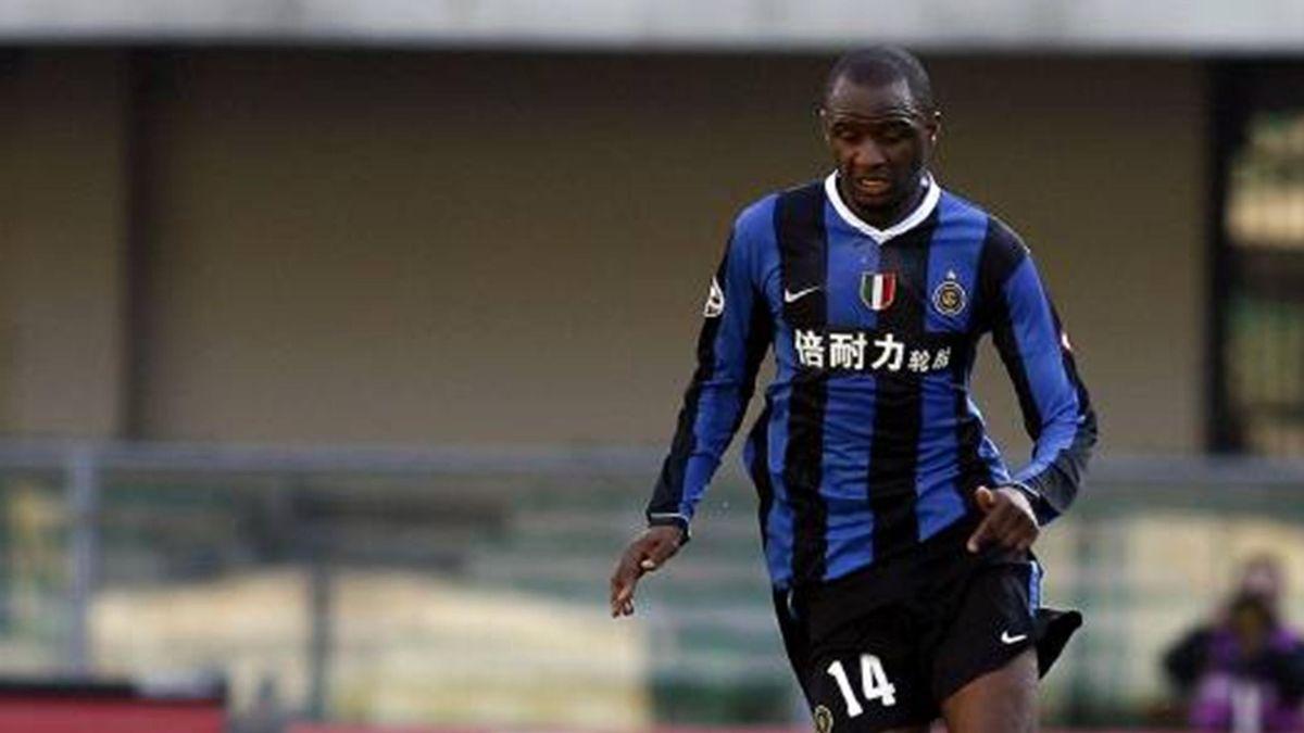 FOOTBALL Patrick Vieira, Internazionale, Serie A, 2006/7