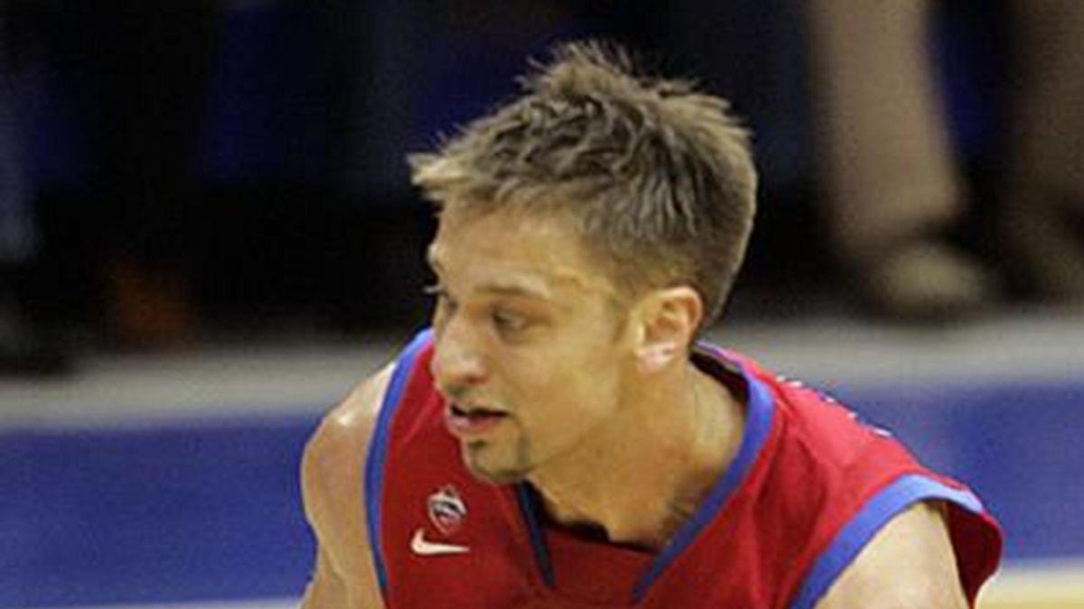 BASKETBALL David Andersen CSKA Moscow